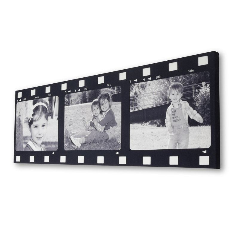 film strip montage