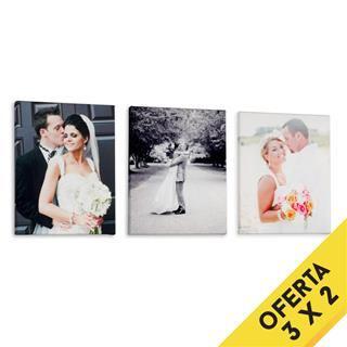 Mini lienzos personalizados oferta