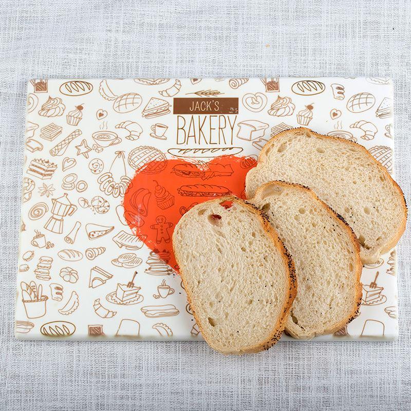 Personalised Bread Board