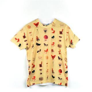 t-shirt sport imprimé motif