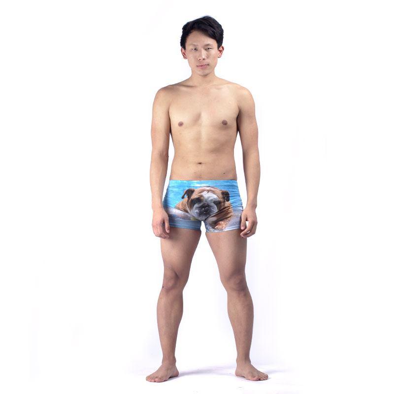 Costumi da bagno uomo personalizzati cane - Costumi da bagno uomo extra large ...