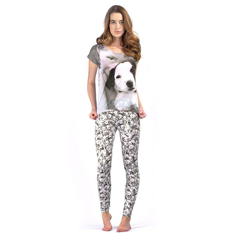Women 39 s fitted shirt custom printed custom ladies fitted for Women s fitted custom t shirts