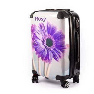 design your own suitcase with colours