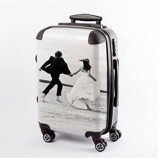 custom carry on suitcase