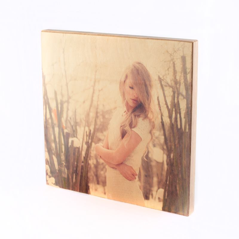 print on wood have your photos printed on wood. Black Bedroom Furniture Sets. Home Design Ideas