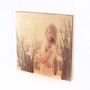 stampa foto su legno