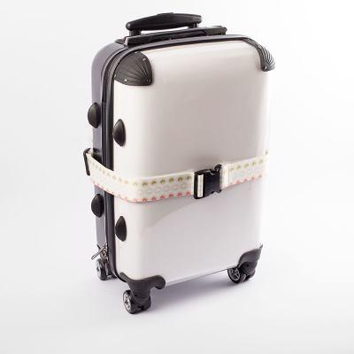 オリジナルスーツケースベルト