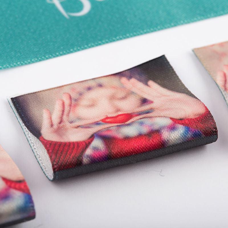 Préférence Étiquette textile | Étiquettes personnalisées en tissu UW63