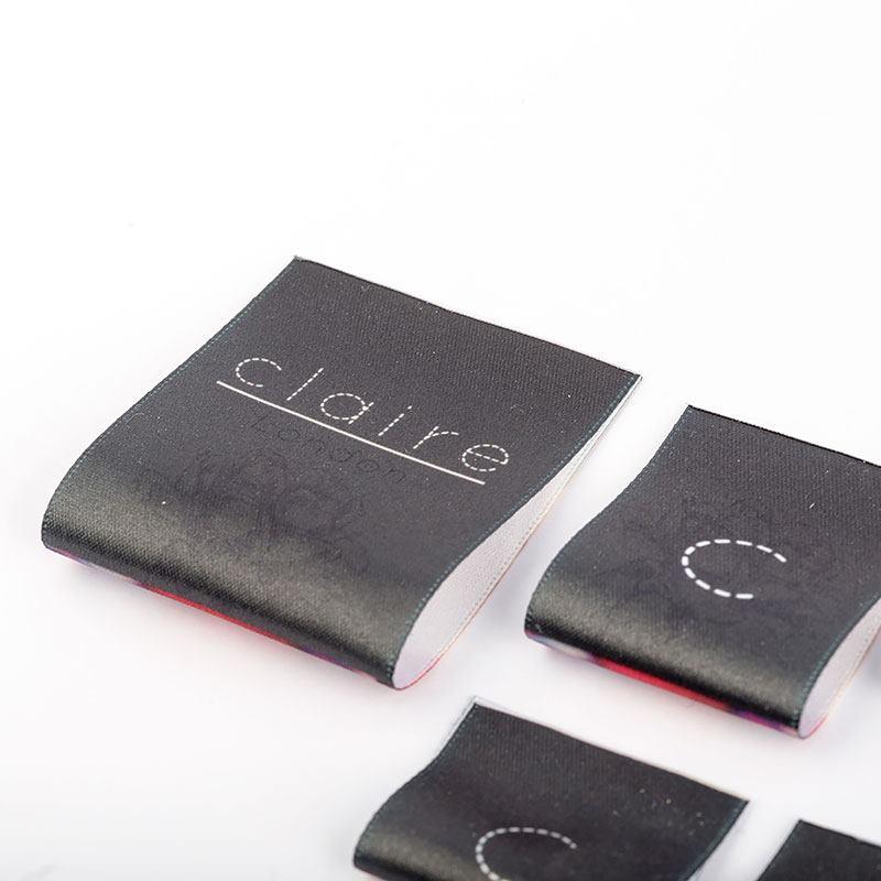 tiquette textile tiquettes personnalis es en tissu. Black Bedroom Furniture Sets. Home Design Ideas