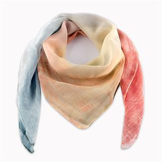 impression sur foulard
