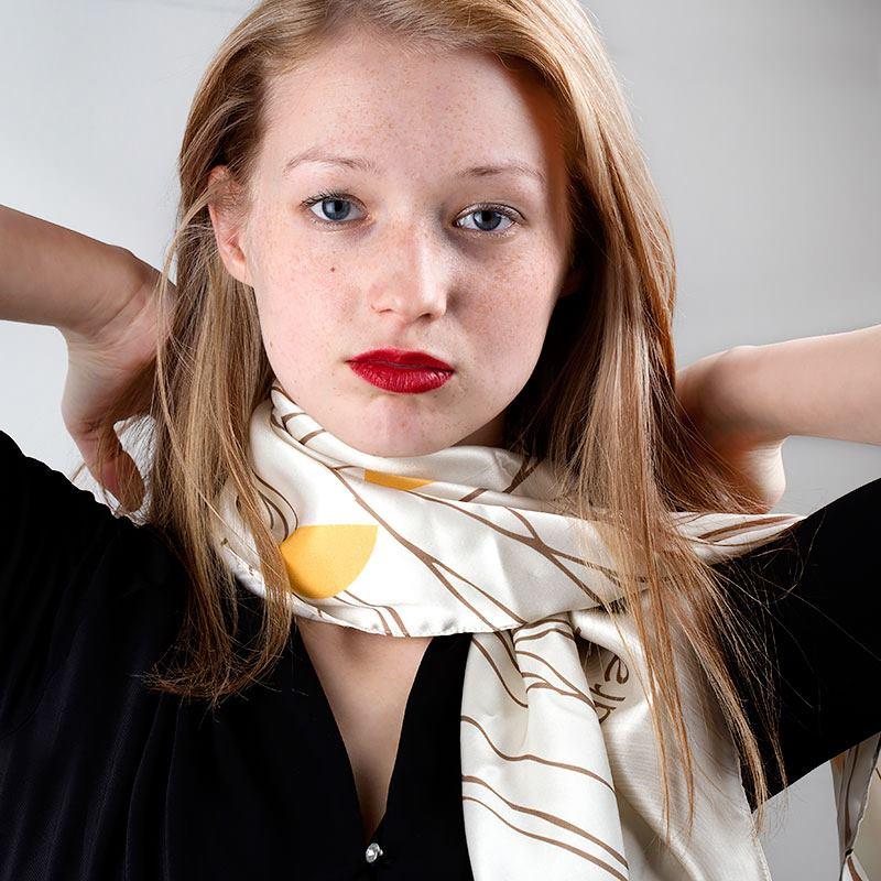personalised scarf uk