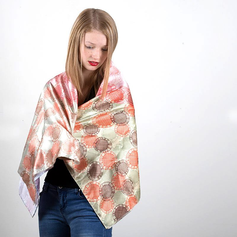 personalised scarf printing uk design your own neck or