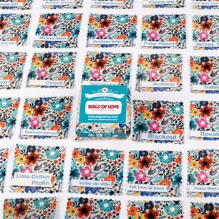 Fabric Printing Swatch pack