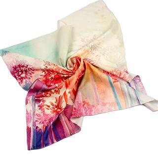 sciarpa cashmere colorata