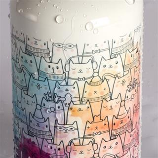 bottiglie metalliche personalizzate