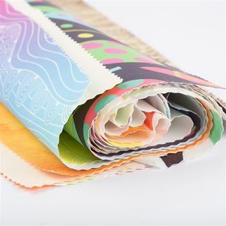 Impression lima tissu coton