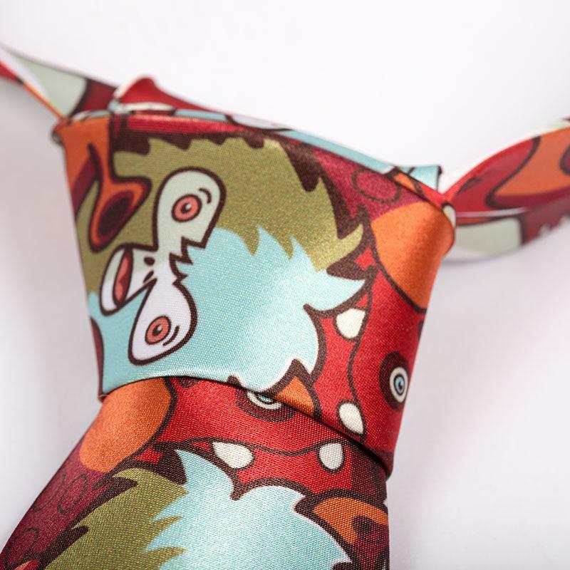 krawatte bedrucken personalisierte krawatte selbst gestalten. Black Bedroom Furniture Sets. Home Design Ideas