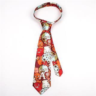 cravate photo personnalisable