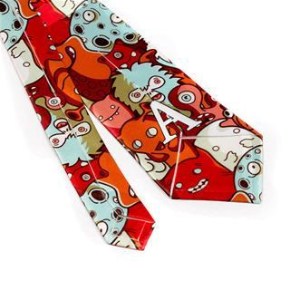 cravate personnalisable