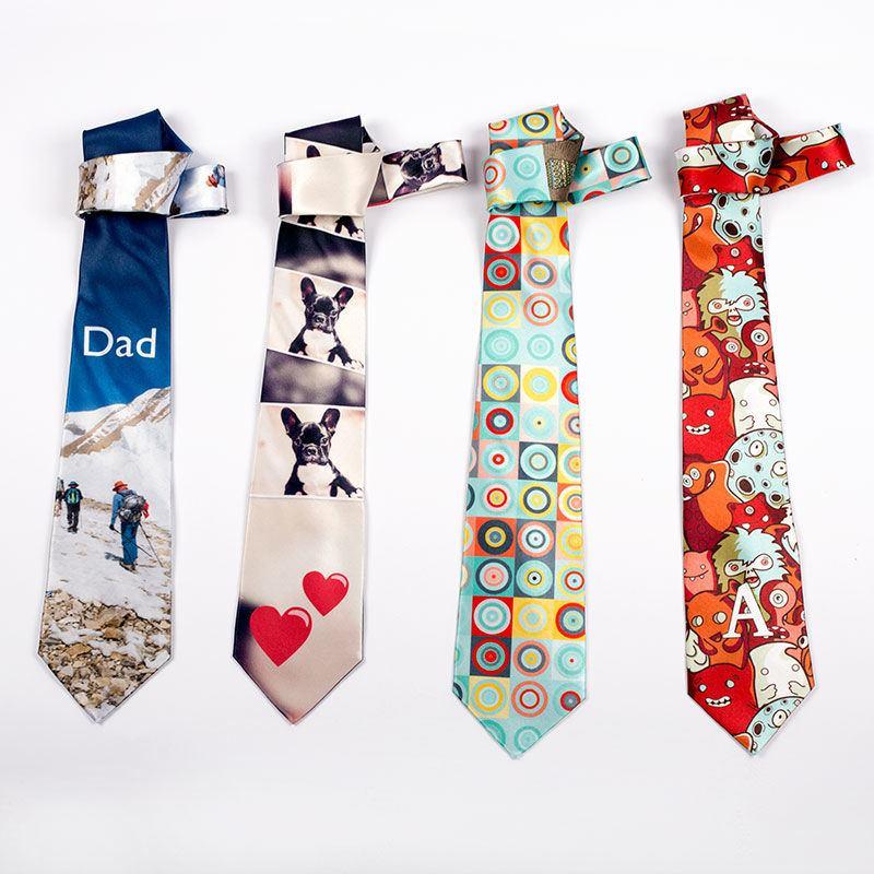 Custom Ties Personalized Tie Designed By You Custom Tie Us