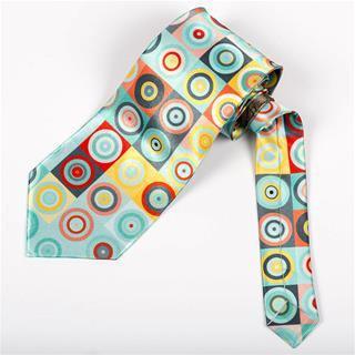 cravate photo imprimée
