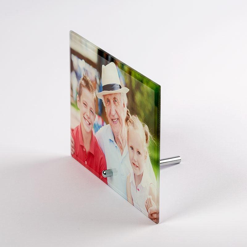 Foto marcos de cristal para escritorio marco personalizado - Marcos de cristal ...