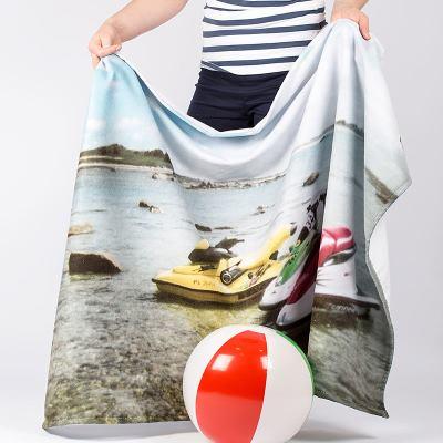 beach towels custom