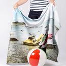 Toallas playa impresas con foto
