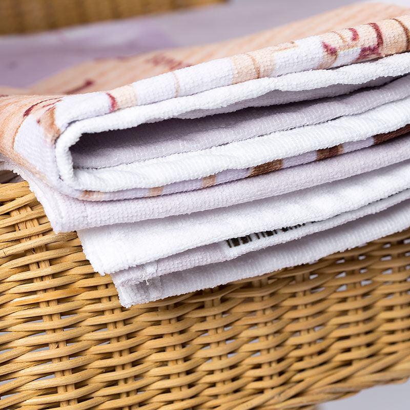 Personalised Beach Towels UK. Design Your Own Beach Towel
