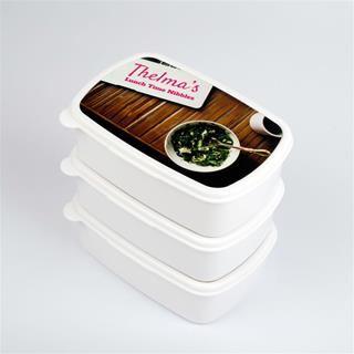 porta pranzo personalizzato