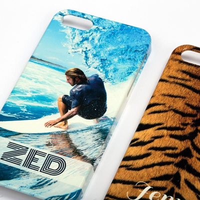 Custom iPhone SE and iPhone 5 Cases