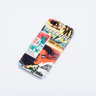 bedrukte iPhone SE en iPhone 5 hoesjes