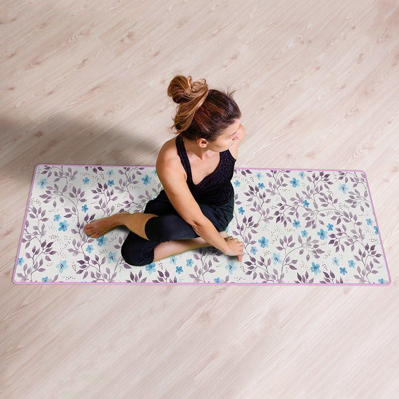 Tappetino yoga personalizzato