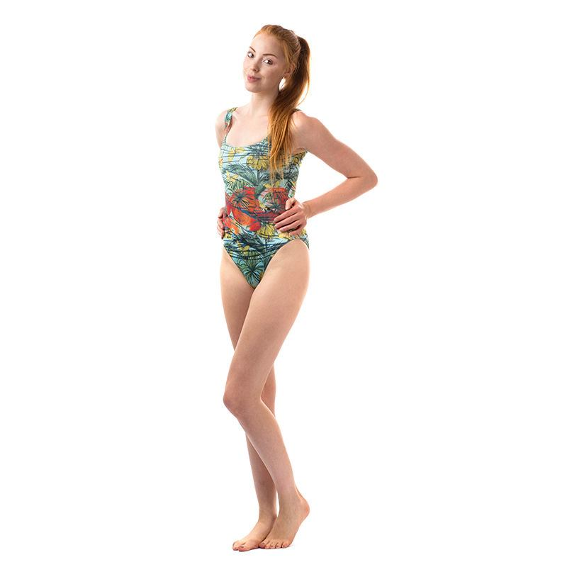 Custom Printed Swimwear