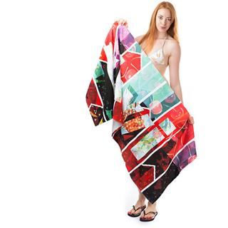 super sized extra large beach towels