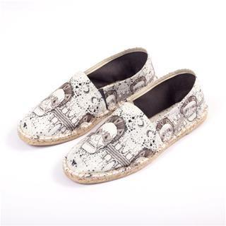 scarpe di tela espadrillas personalizzate