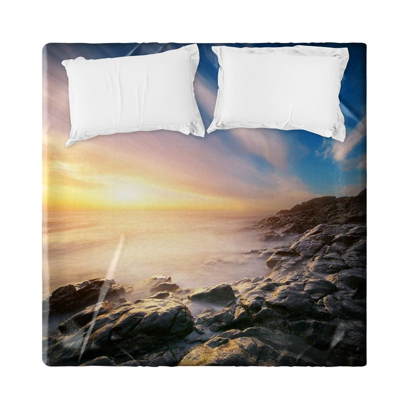 Personalised bed sheets design your own bed sheets with for Design your own bed