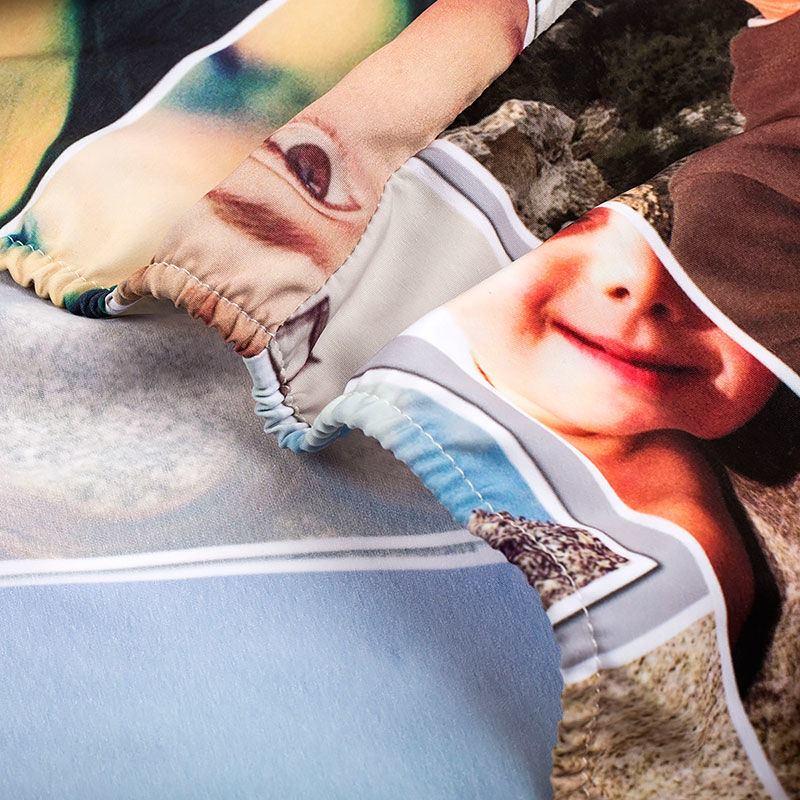 Drap housse personnalis drap housse original avec photos for Couture drap housse