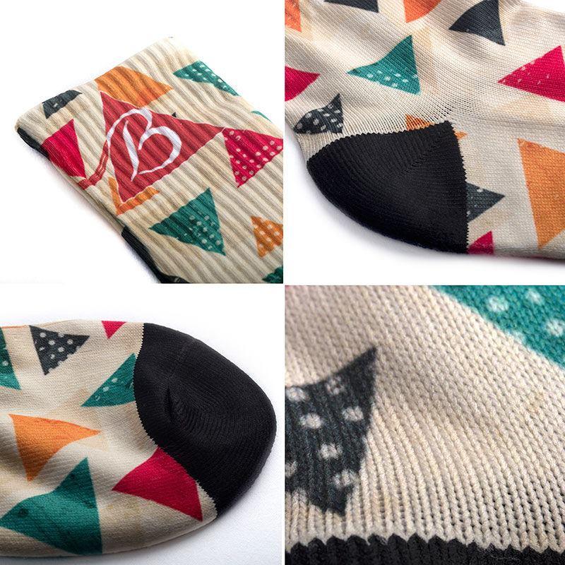Personalised Socks Uk Custom Printed Socks For Men Amp Women