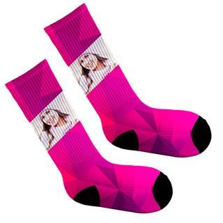 calze personalizzate con foto
