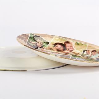 piatto personalizzato con foto