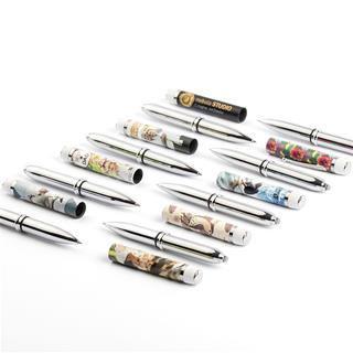 penne a sfera personalizzate in metallo