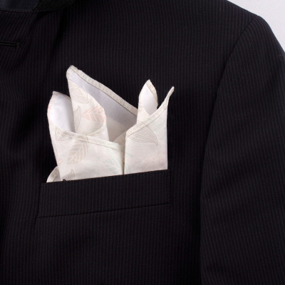 pañuelo de bolsillo accesorio trajes personalizados
