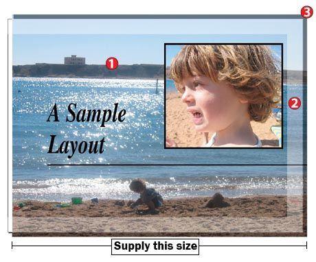 sample layout image