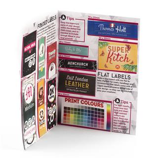 sample pack for personalised labels_320_320