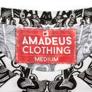 t shirt printing clothing label