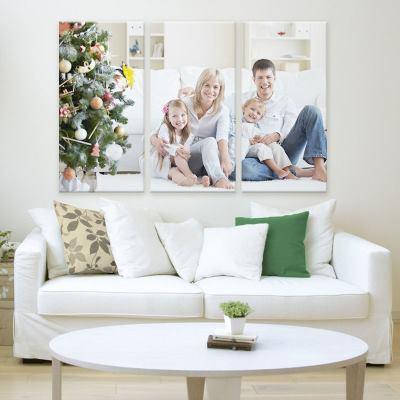triptico con fotos para parejas