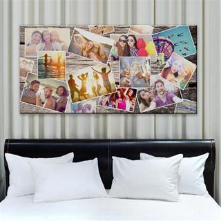 Leinwand mit Foto bedrucken Collage