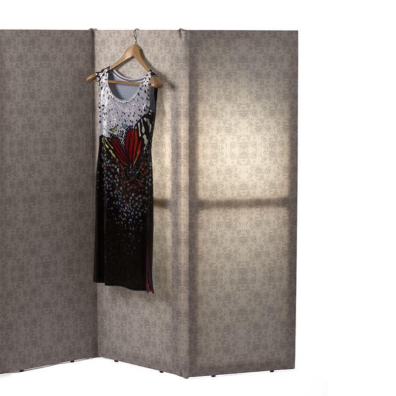 Room Divider Screen Custom Printed Folding Room Dividers