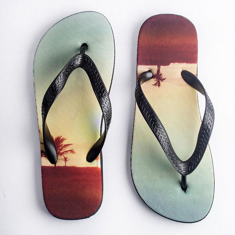 Flip Flops selbst gestalten | Flip Flops bedrucken lassen